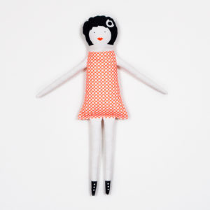 doll - brigitte - la modette