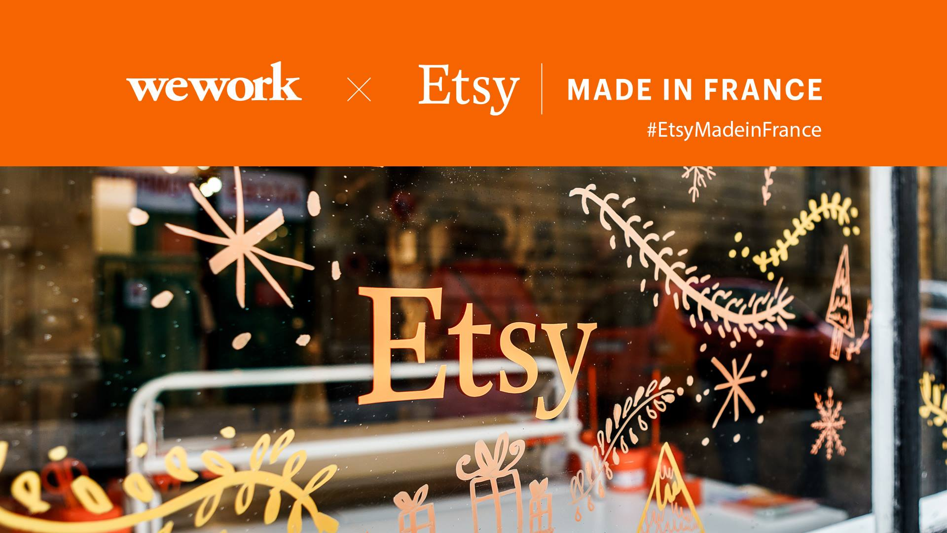 Etsy Market Made in France - édition 2017 à Paris
