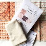 kit couture lingettes démaquillantes bio La Modette